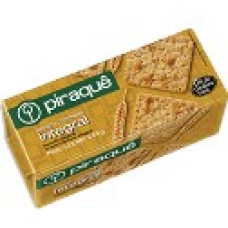 Biscoito Piraque Cream Cracker Integal  240g