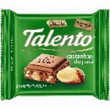 Chocolate Talento Castanha do Para Garoto 90 Gr