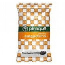 Biscoito Salgadinho Piraque 100g