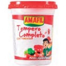 Tempero Completo Com Pimenta Amafil 300g