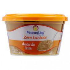Doce de Leite Zero Lactose PIRACANJUBA 350g