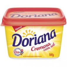 Margarina Cremosa com Sal Doriana 500g
