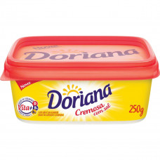 Margarina Cremosa com Sal Doriana 250g