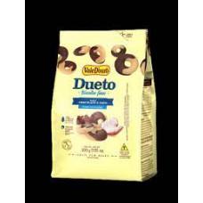 Biscoito Dueto  Chocolate e Coco Vale D'Ouro 200g