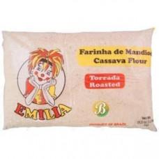 Farinha De Mandioca Torrada Emilia 1kg