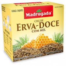 Cha de Erva Doce com Mel Madrugada 15g