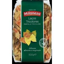 Macarrao Farfalle Tricolore Milaneza 500g