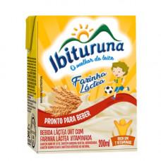 Bebida Lactea Sabor Farinha Lactea Ibituruna 200ml