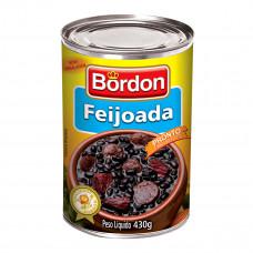Feijoada Pronta em Lata Bordon 430g