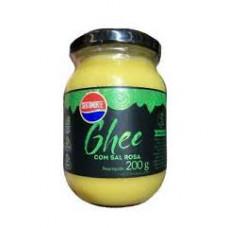 Manteiga Ghee com Sal Rosa Sertanorte 200g