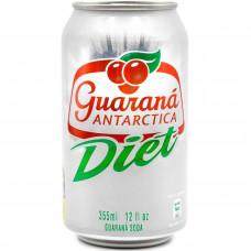 Guarana Antarctica Em Lata Diet ( 6 Unid.)