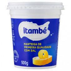 Manteiga Com Sal Itambe 500g