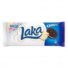 Chocolate Barra Laka/Oreo Lacta 90g