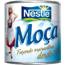 Leite Condensado Moca Nestle  397g