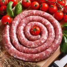 Linguica de Porco Fresca Fina 1 Lb