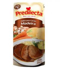 Molho Madeira Pronto Para Carnes Predilecta 260g