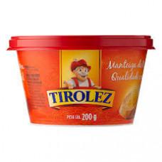 Manteiga Com Sal Tirolez 200g