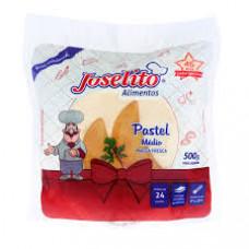 Massa para Pastel Media  Joselito 500g