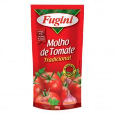 Molho de Tomate Tradicional Sache Fugini 290g