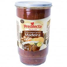 Molho Madeira Para Carnes Predilecta 260g