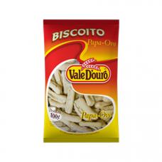 Biscoito De Polvilho Papa-Ovo Vale Douro 100g