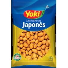 Amendoim Tipo Japones Yoki 150g