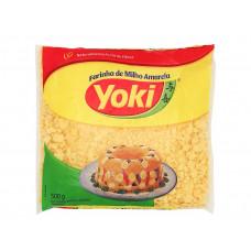 Farinha De Milho Amarela (Biju) Yoki 500g