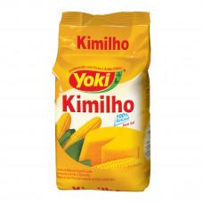 kimilho farinha de milho em Flocos Pre Cozida Yoki 500g