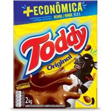 Achocolatado em po Toddy 2kg