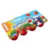 Iogurte Itambe Itambezinho Morango Bandeija 360 G