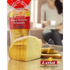 Pan de Brioche Loia 500g