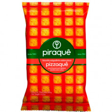 Pizzaque Biscoito Salgadinho Piraque 100g