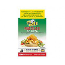 Mini Risoles de Pizza Mr Eats 300g