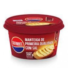 Manteiga com Sal Sertanorte 200g
