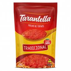 Molho de Tomate Tradicional Tarantella 340g