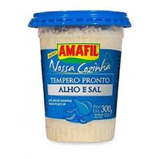 Tempero Alho e Sal Amafil 300g