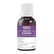 Violeta Genciana Farmax 30ml