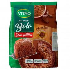Mistura para Bolo de Chocolate Sem Gluten Vitao 400g